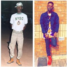 See The Throwback Photo Of Adekunle Gold At NYSC ServiceCan you image that throwback picture? It is highly unbelievable. Adekunle Gold while still at service. God really picked up his call. Dont forget to leave your comments about this photo. Celebrity Gossip, Celebrity Photos, Throwback Pictures, National Issues, Latest News Updates, Nigeria News, Trending Topics, Pop Culture, Singer