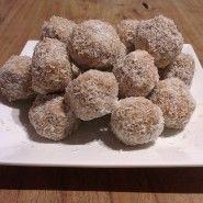 Calcium Rich Bliss Balls