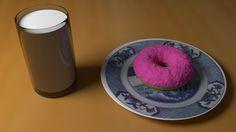 Coffee Break - OBJ - 3D CAD model - GrabCAD