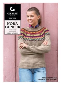 Søkeresultater for « Pullover, Jumpers, Knitwear, Knitting Patterns, Sewing, Sweaters, Knits, Beautiful, Fashion