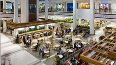 The Promenade Food Court - GHA Design | Retail Design