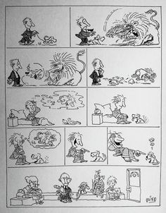 Quino Comic Strips, Funny, Cartoons, Character, Reflection Art, Frases, Spanish Water Dog, Mafalda Quino, Caricatures