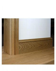 Torus Solid Oak Skirting Boards & Architrave