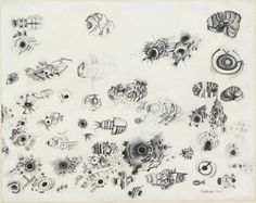Lee Bontecou - one of my favorite artist of all time