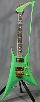 Abstract Enterprize Guitar - Ed Roman Guitars