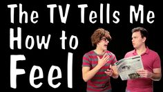 Messy Mondays: The TV Tells Me How to Feel