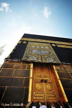 Beautiful photo of Al Kaba -Makah .KSA