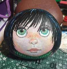 Looking for easy rock painting ideas? Perhaps you're simply beginning, you're daunted by even more intricate styles, try this, rock painting ideas, very inspiration for DIY or Decor - Rock Painting Ideas Pebble Painting, Pebble Art, Stone Painting, Painted Rocks Craft, Hand Painted Rocks, Painted Stones, Rock Painting Ideas Easy, Rock Painting Designs, Stone Crafts