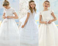 Todo tipo de Vestidos de Primera Comunión para Niñas ~ Moda y belleza, vestidos imagenes