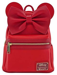 6566e6e25a Best Seller Loungefly x Disney Minnie Mouse Ears Mini Backpack online
