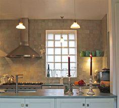 Décoration d'une maison à la campagne en Normandie - Transformation d'une cuisine- Zelliges- Juliette Cheneau ID