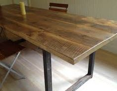 wooden dining tables images - Google Search