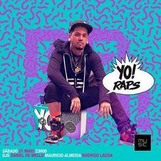 #VEJA Music: Bash! Yo! Raps #agenda @paroutudo via ParouTudo http://ift.tt/1TwIWOS #Raynniere #Makepeace