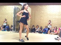 Maddie does an a cappella version of her tap solo these boot were made for walking at the meet and greet i went to today! *kenzie's foot is in a boot becaus. Maddie Ziegler, Mackenzie Ziegler, Tap Dance, Dance Moves, Watch Dance Moms, Dance Costumes Tap, Cheer Tryouts, Cup Song, Everybody Dance Now