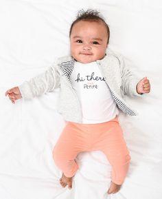 Sweet Julia newborn meisjes T-shirt3