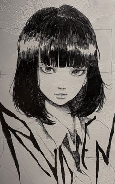 Art Manga, Art Anime, Anime Kunst, Anime Art Girl, Anime Drawings Sketches, Cute Drawings, Pencil Art Drawings, Anime Sketch, Pretty Art