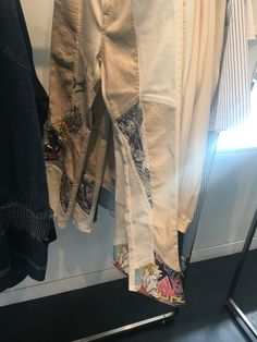 Denim Patchwork, Kimono Top, Jeans, Tops, Women, Fashion, Moda, Shell Tops, Fasion