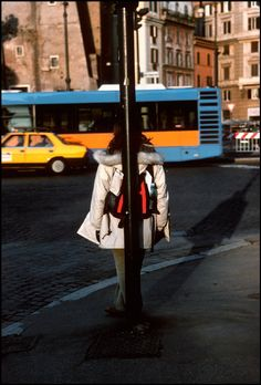 Harry Gruyaert. Roma 2000