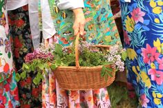 Colorful traditions - Podlasie, POLAND.