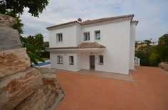 Great new villa for sale in Calahonda