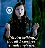 Hide---another Clara and TARDIS showdown moment