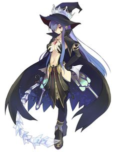 Fatima from Luminous Arc 2 - one of my next cosplay plans, I'll work on it over the summer, but I'm in no rush on this one.  The project could go for a while, the game's been out years now so there's no reason to hurry!
