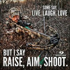 Raise,aim,shoot