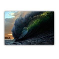 Ready2hangart 'Surf' by Nicola Lugo Photographic Print