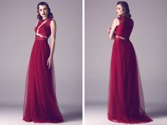 zealous4fashion.com - Fadwa Baalbaki Spring 2015 Couture Collection