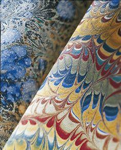 PAPIER MARBRÉ by www.olivier-placet.com