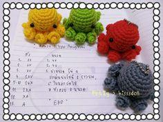 Crochet Keychain Pattern, Crochet Doll Pattern, Crochet Patterns Amigurumi, Crochet Dolls, Crochet Kids Hats, Crochet Bear, Crochet Gratis, Free Crochet, Easy Crochet Stitches