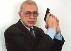Horst Tappert alias Inspektor Derrick