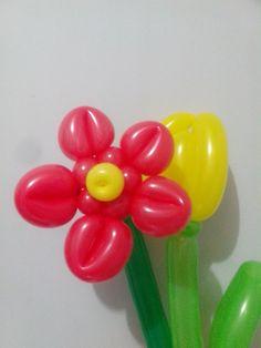 Flower's Balloon