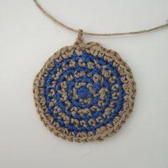 The serial crocheteuses n°180 : Un pendentif