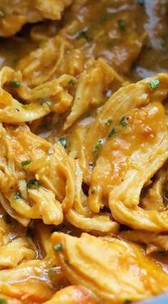 Crock-Pot Honey Mustard Chicken