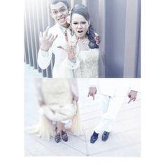 Wedding Photographers : Sukabumixsebol Photography #Modern #Humour #Outdoor