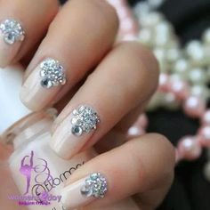 Shine nails 2014 - teens nails trends 2014