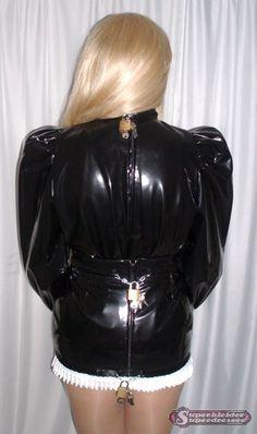 Short locking punishment dress