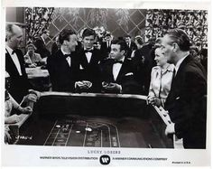 "Leo Gorcey, Huntz Hall and the Bowery Boys playing craps in ""Lucky Losers"" Hall (left) and Gorcey are in the center looking at each other and holding chips. Leo Gorcey, The Bowery Boys, Samuel Goldwyn, Young Actors, Tough Guy, Boys Playing, Fun Loving, East Side, Deck Of Cards"