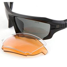 661f8e4ae 511 Tactical 52036 Replacement Lens for 52035 Model Burner Half Frame  Sunglasses Smoke ** Visit the image link more details. Note:It is affiliate  link to ...