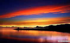 Colorful Sunset Wallpapers Free Download