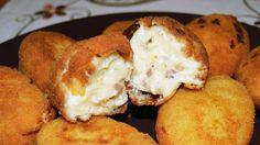 Serrano Ham Croquettes - Easy Spanish Tapas Recipe