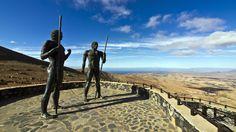 Statues on the mountain by Rick Wezenaar on 500px