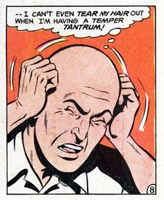 It's not easy being Lex Luthor.