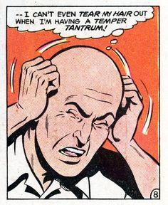Bizarro Back Issues: Superboy's Bio-Magnetism! Pop Art Vintage, Vintage Comic Books, Vintage Comics, Retro Art, Comic Books Art, Comic Art, Comic Villains, Comic Book Panels, Classic Comics