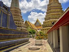 Wat Pho Temple in Bangkok Photo by Steve Burns � National Geographic Your Shot