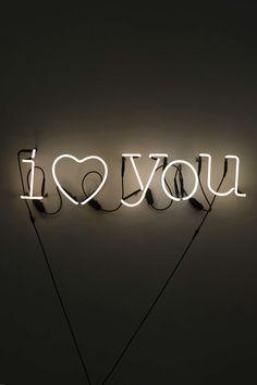 Seletti Neon I Heart You Sign