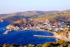 Lemnos in Northern Aegean, Greece Beautiful Islands, Beautiful World, Greece Islands, Natural Scenery, Small Island, Greece Travel, Outdoor Activities, Travel Guides, Greek
