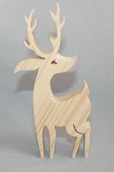 Céramique Renne étoile arbre cheval à bascule Advent Noël Arbre De Noël Cintre