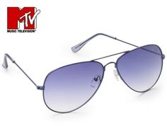Prolonged exposure to the UV rays, without protection may effect on eyes and that can lead to vision loss, such as cataracts and long term ocular problem. To protect your eyes, sunglasses must be worn every time when you are outside for longer period. MTV has manufactured this exquisitely designed aviator sunglasses for better protection which ensures a sparkling look. Fix your next excursion, trekking with an ardent zeal.